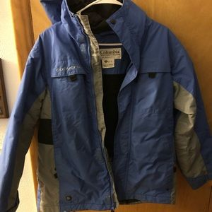 Columbia Convert Winter Jacket